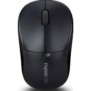 Mouse Wireless Rapoo 1090p Grey