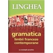 Gramatica limbii franceze contempotane