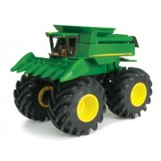 "Ertl John Deere 8"" Monster Treads Shake N Sounds Combine"