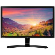 "Monitor IPS LED LG 23.8"" 24MP58VQ-P, Full HD (1920 x 1080), HDMI, VGA, DVI, 5 ms (Negru)"