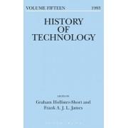History of Technology 1993 by Graham John Hollister- Short