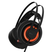SteelSeries Siberia 650 Black USB 7.1 Геймърски слушалки с микрофон