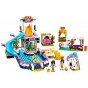 LEGO Piscina de vara din Heartlake (41313)