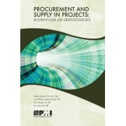 Procurement and supply in projects by Project Management Institute