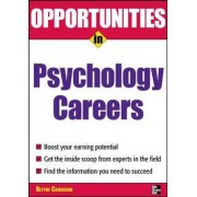 Opportunities in Psychology Careers by Donald E. Super