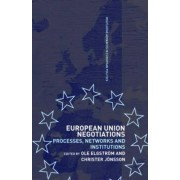 European Union Negotiations by Ole Elgstrom
