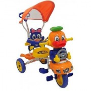 HLX-NMC KIDS TRICYCLE SMART DUCK BLUE