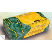Manusi Examinare Latex Texturate Albe Marimea XS - PUDRATE
