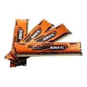G.Skill ARES - DDR3 - 16 Go : 4 x 4 Go - DIMM 240 broches - 2133 MHz / PC3-17000 - CL11 - 1.5 V - mémoire sans tampon - non ECC