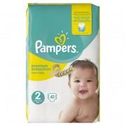 Pampers New Baby Luiers Maat 2 (Mini) 3-6 kg 41 Stuks