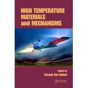 High Temperature Materials and Mechanisms by Yoseph Bar-Cohen