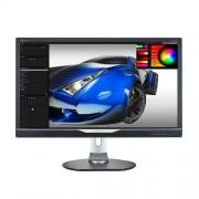 Monitor Philips 288P6LJEB, 28'', LED, QFHD, HDMI, DP, piv, repro