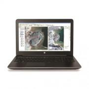 HP ZBook 15 G3, i7-6700HQ, 15.6 FHD, M2000M/4GB, 8GB, 256GB SSD, ac, BT, FPR, W10Pro-W7Pro, 3y