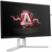 Monitor LED Gaming AOC AGON AG271QX 27 inch 1ms Black Silver