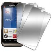Motorola Defy Screen Protector Cover Mpero 3 Pack of Mirror Screen Protectors for Motorola DEFY XT XT556