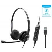 Casti Callcenter / Office - Sennheiser - SC 260 USB MS II