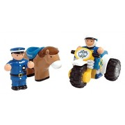 Wow Toys 10200 - Police Patrol Riders