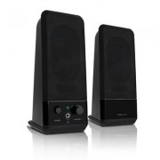 Speedlink 2.0 Event Stereo USB Speakers Black - SL-8004-BK
