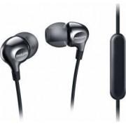Casti cu Microfon Philips Vibes SHE3705BK00 Negre