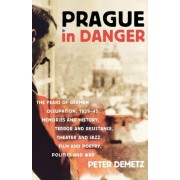 Prague in Danger by Peter Demetz