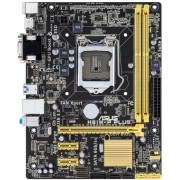 Placa de baza ASUS H81M-P PLUS, Intel H81, LGA 1150