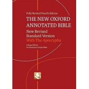 The New Oxford Annotated Bible with Apocrypha by Lecturer on Old Testament/Hebrew Bible Michael D Coogan PhD