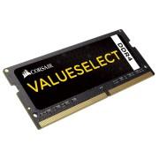 Памет Corsair DDR4, 2133MHZ 4GB 1x260 SODIMM 1.20V, Unbuffered,15-15-15-36, Intel 6th Generation Core Processors