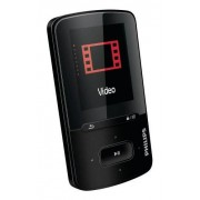 PHILIPS AUDIO Philips Gogear VIBE SA4VBE04KF Baladeur numérique Mémoire Interne MP3