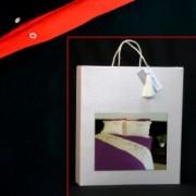 Спален комплект с бродерия - Мотив I