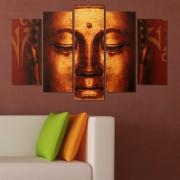 Декоративен панел за стена с изображение на Буда Vivid Home