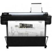 "Plotter HP Designjet T520, 36"", Stand inclus, Retea, Wi-Fi"