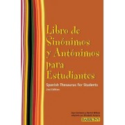 Spanish Thesaurus for Students by Joan Greisman