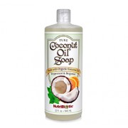 COCONUT OIL LIQUID SOAP (Organic) (8oz) 236ml