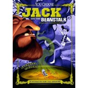 Jack and the Beanstalk: An Interactive Fairy Tale Adventure by Blake Hoena