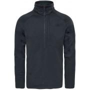 The North Face Canyonlands 1/2 Zip Jacket Men TNF Dark Grey Heather XXL Fleecepullover