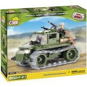 Cobi 2334 - Set Costruzioni Small Unit Support Vehicle, Verde