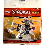 Lego Ninjago: Skeleton Chopper Jeu De Construction 30081 (Dans Un Sac)