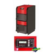 Cazan semigazeificare ventilator SUNSYSTEM BURNIT ACTIV 30 kW