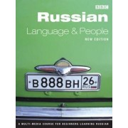 Russian Language and People Course Book by Roy Bivon