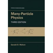 Many-particle Physics by Gerald D. Mahan