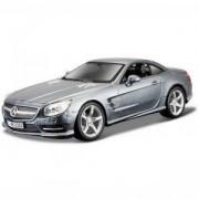 Количка Бураго - Стар колекция - Mercedes-Benz SL 500 - Bburago, 093231