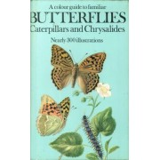 Colour Guide to Familiar Butterflies, Caterpillars and Chrysalids by Josef Moucha