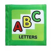 Malloom® blando libro de tela, Bebé Desarrollo de Inteligencia Aprender y leer (letters)