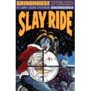Grindhouse: Doors Open at Midnight: Vol. 3 by Alex de Campi