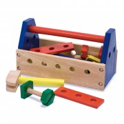 Melissa & Doug Take-Along Tool Kit - 494