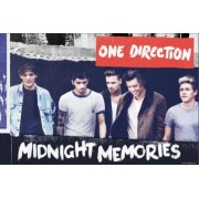 One Direction Poster - Midnight Memories (91x61 Cm)