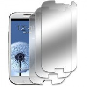Samsung Galaxy S3 Mirror Screen Protector Cover EMPIRE Samsung Galaxy S III / S3 Pack of Mirror Screen Protectors [EMPIRE Packaging]