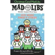 Christmas Carol Mad Libs by Roger Price