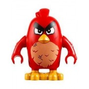 LEGO The Angry Birds Movie Minifigure - Red Bird (75826)
