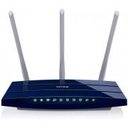 Router Wireless TP-Link TL-WR1043ND, 300 Mbps, Gigabit, USB 2.0, Tehnologie 3T3R MIMO, Antene detasabile